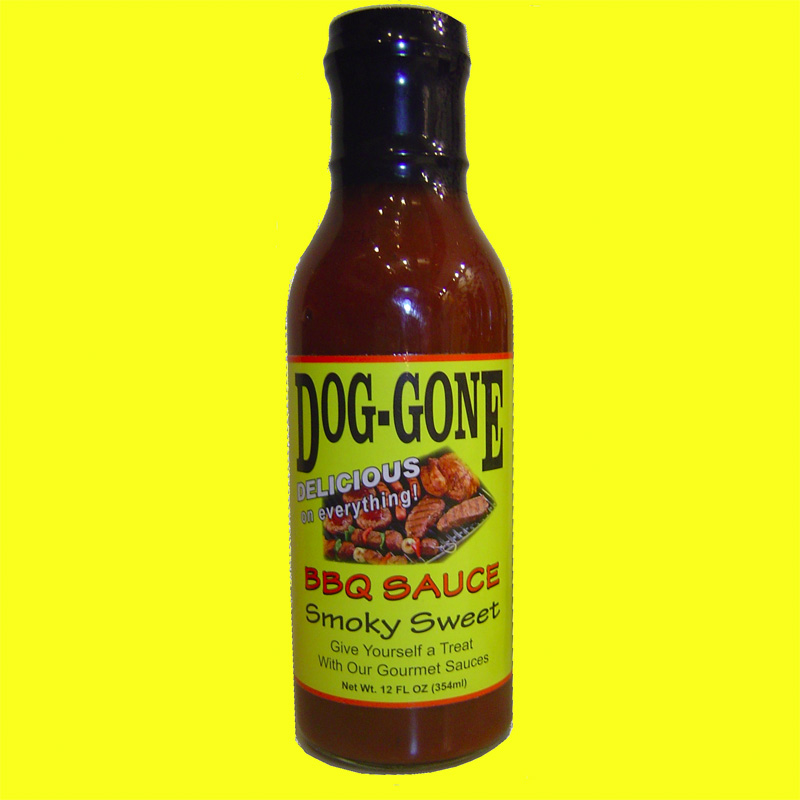 BBQ Sauce – Dog-gone Hot Sauce, BBQ Sauce, Coffee and more