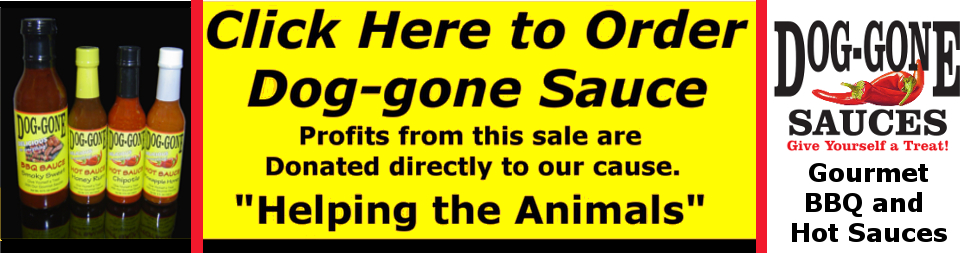 Click Here to go to Dog-gone Sauce