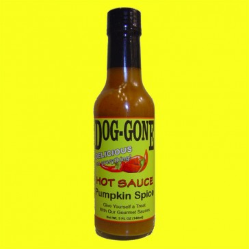 Pumpkin Spice Hot Sauce