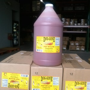 Wholesale Hot Sauce Gallons