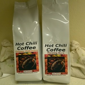 Hot Chili Coffee